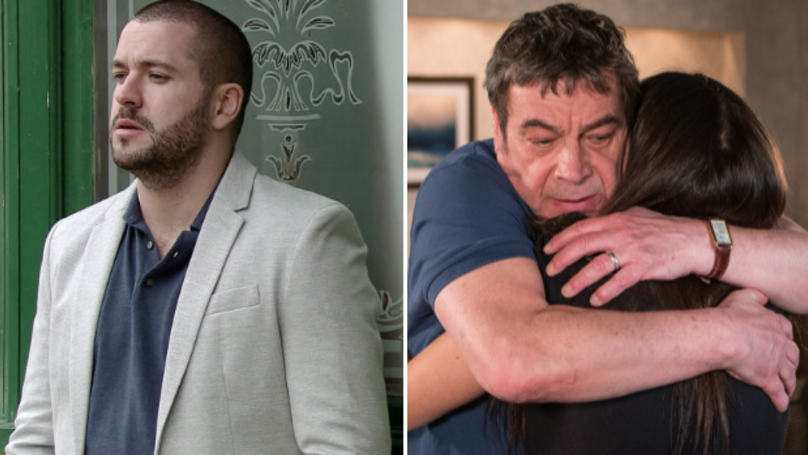 Coronation Street Reveals First Look At The Aftermath Of Aidan Connor's Tragic Suicide