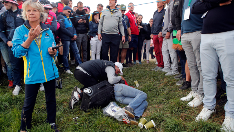 Woman 'Loses Sight In One Eye' After Being Hit By Golf Ball At Ryder Cup
