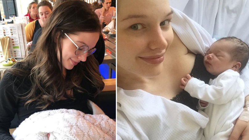 Helen Flanagan Thought She Was Going To 'Explode' During Labour