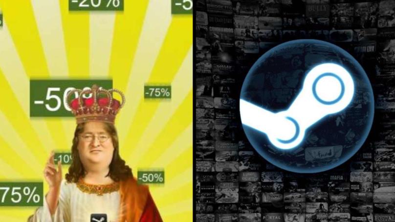 Steam's Summer Sale To Start Today