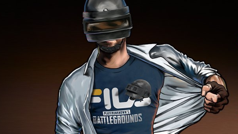 PUBG And FILA Release Limited 'Capsule Collection'