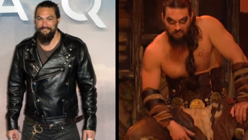 Jason Momoa Returns For Special Appearance As Khal Drogo