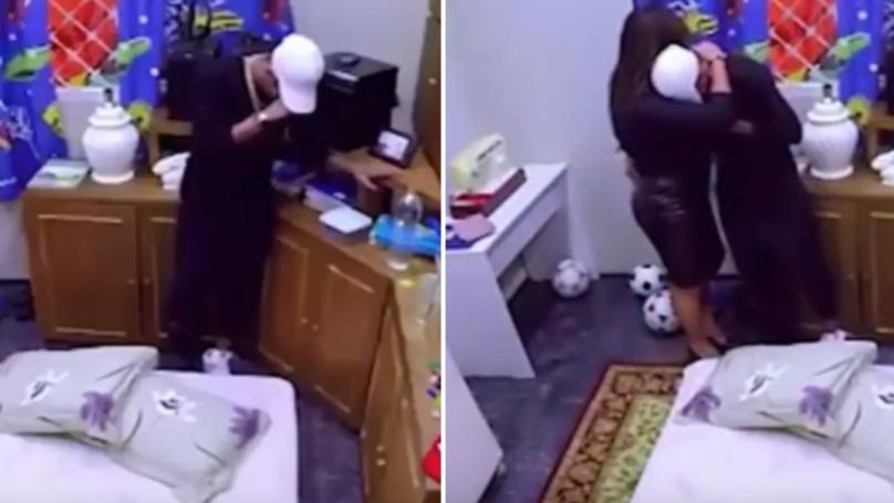Watch: Neymar Bursts Into Tears After Entering Replica Of Childhood Bedroom