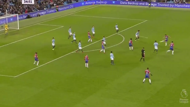 Andros Townsend Has Just Scored The Goal Of The Season With 35-Yard Volley