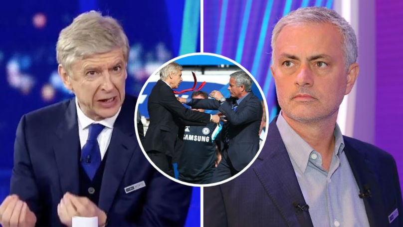 Arsene Wenger And Jose Mourinho To Be Pundits For Champions League Final