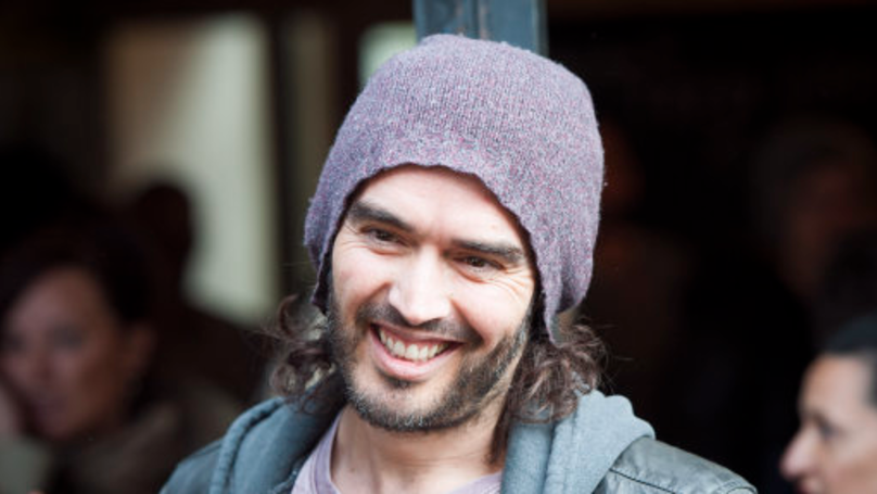 ​Russell Brand Is Celebrating 15 Years Free From Drugs And Alcohol