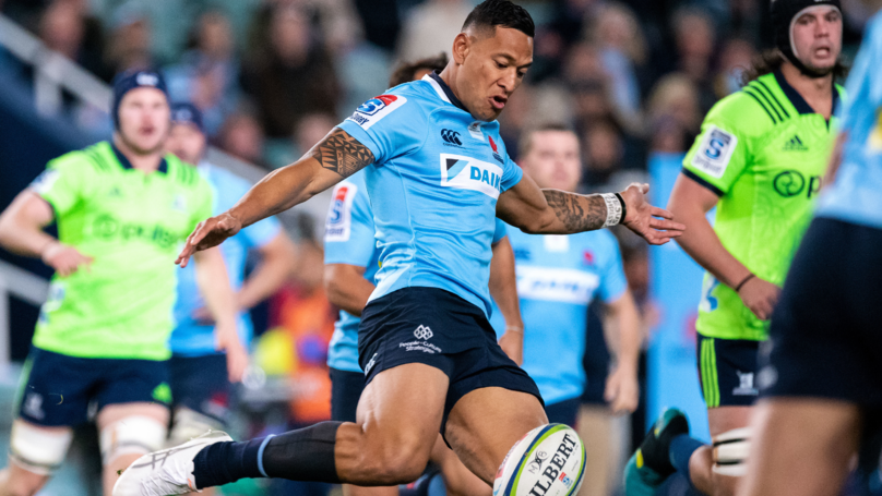 NRL Rules Out Any Chance Of Israel Folau Joining After Being Sacked By Rugby Australia