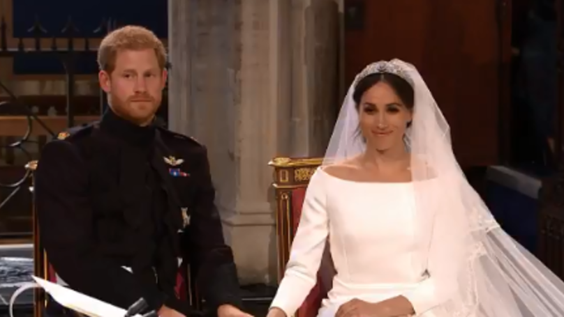 First Official Royal Wedding Photos Shared By Kensington Palace