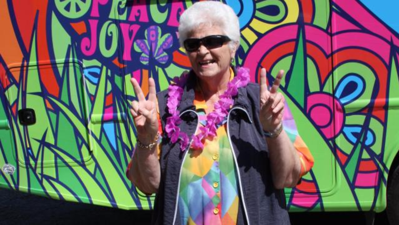 ​Former EastEnders Star Pat Butcher Smokes Weed for New ITV Show