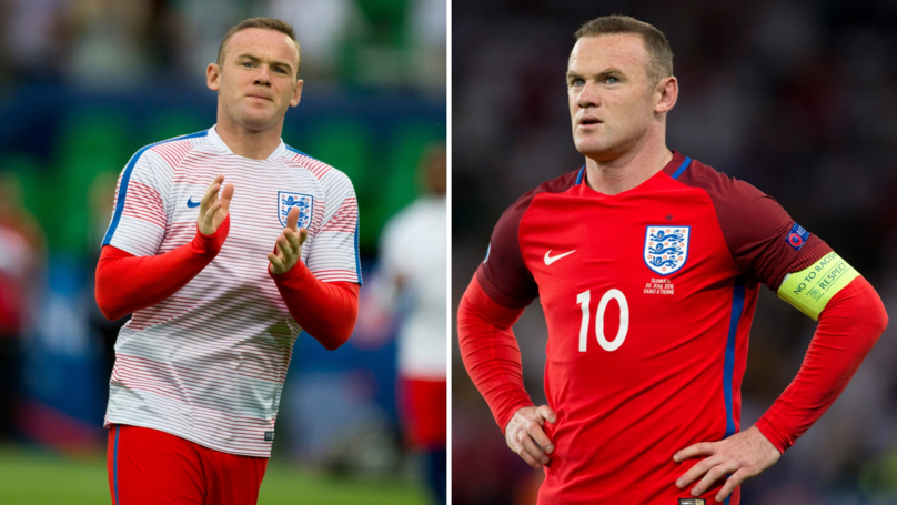 How Long Wayne Rooney Will Play In His Final England Appearance