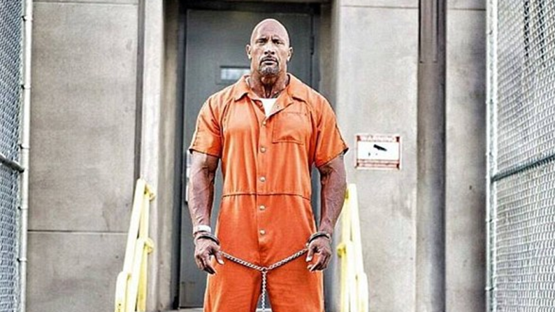 The Rock's Co-Star Who He Called Out For Being A Candy Ass Has Been Revealed