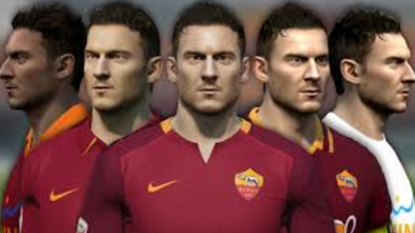 From '96 to 2017: Francesco Totti Given His Last Ever FIFA Card