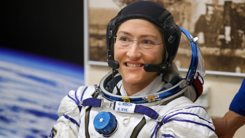 NASA Cancels First All-Female Spacewalk As Spacesuits Don't Fit