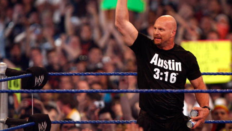Celebrate 'Stone Cold Steve Austin Month' With These Awesome Facts About The Man