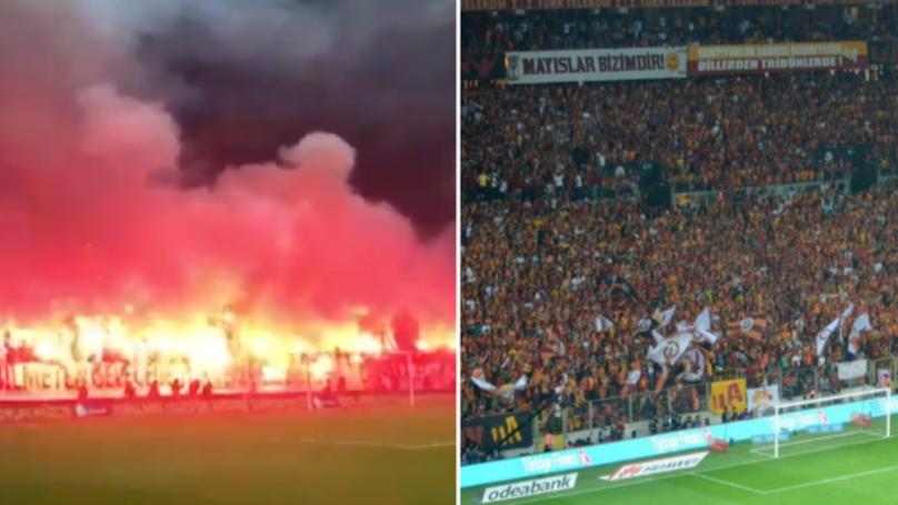 Galatasaray Voted As Having The Best Atmosphere In European Football