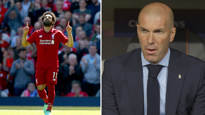The One Real Madrid Star That Is Terrified Of Mo Salah