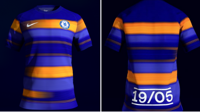 4e5cdef20 Chelsea Are Releasing A  New Shirtholders  Shirt For £80 - SPORTbible