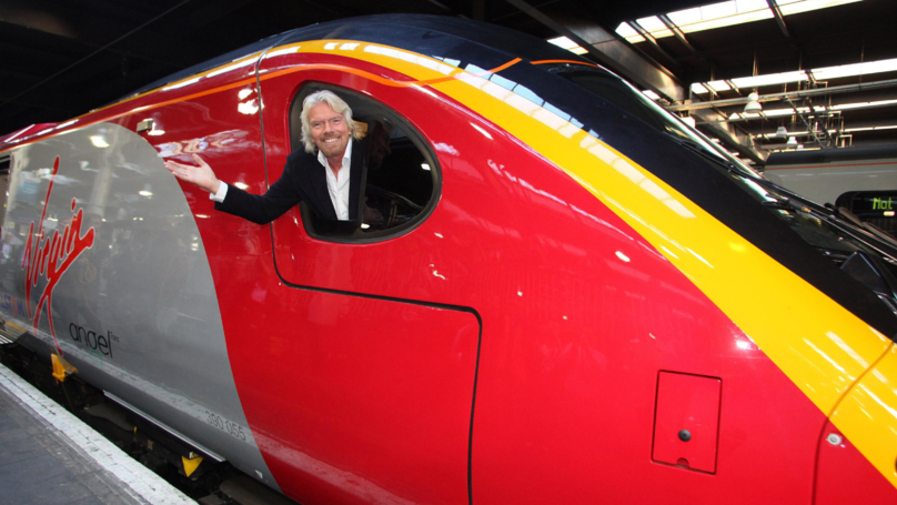 Virgin Train Passengers Slam Sir Richard Branson Over Punctuality Tweet