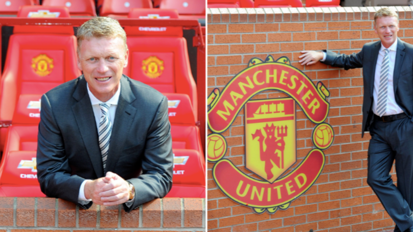 There Are Still 6 Days Left On David Moyes' Contract At Manchester United