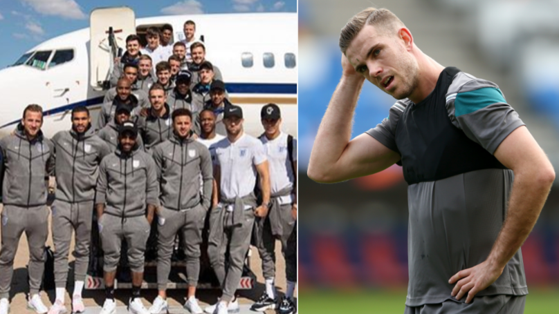 Jordan Henderson Phoned Jurgen Klopp And Asked If He Could Return To Liverpool Training Early