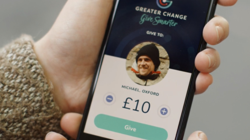 New Scheme Lets You Donate Money To The Homeless Via Your Phone