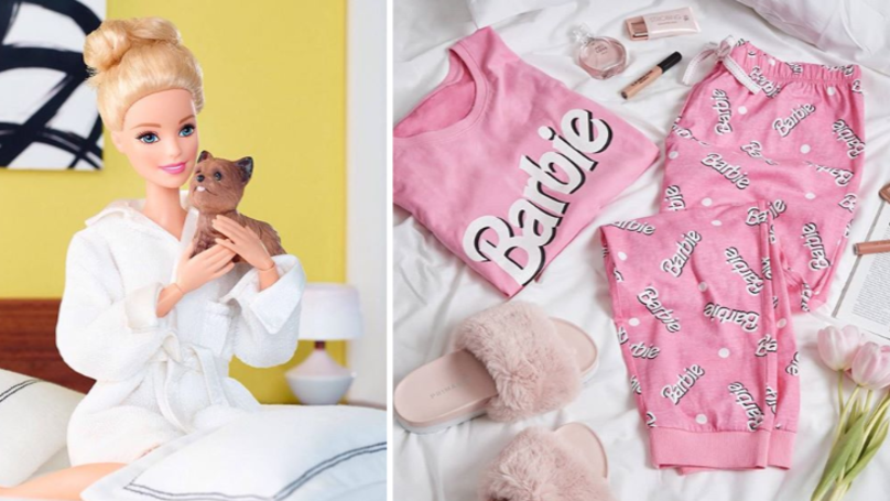 Channel Your Inner Barbie Girl With Primark's New Pyjamas