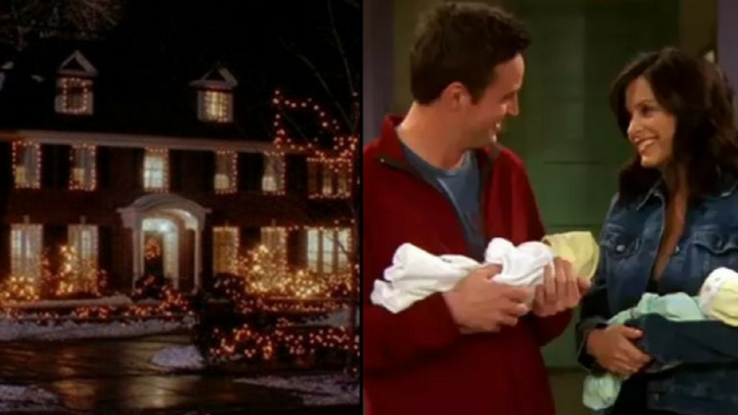 Superfans Identify The Weird Link Between 'Friends' And 'Home Alone'