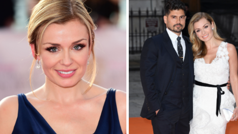 BREAKING: Katherine Jenkins Gives Birth To Baby Boy