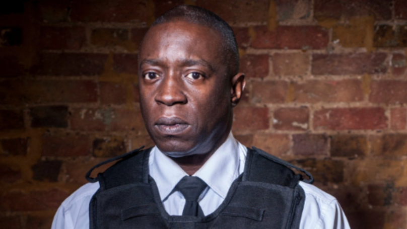 Celebrity Bailiff Delroy Anglin Has Beaten Cancer