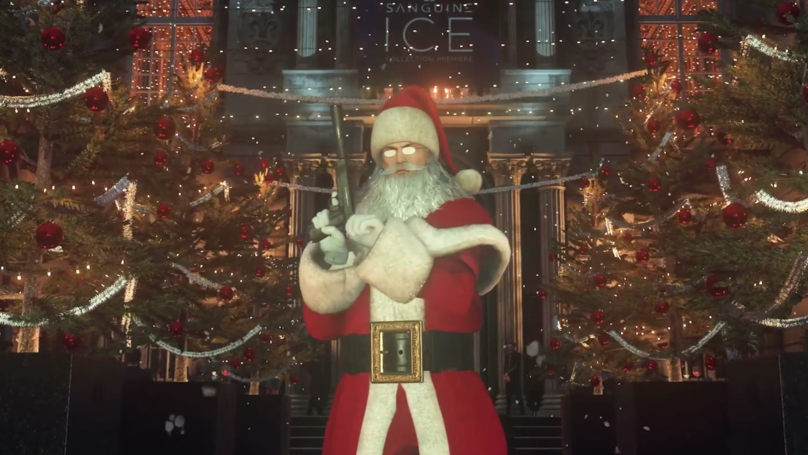 Stay Inside This Christmas With December's 'Hitman 2' Updates