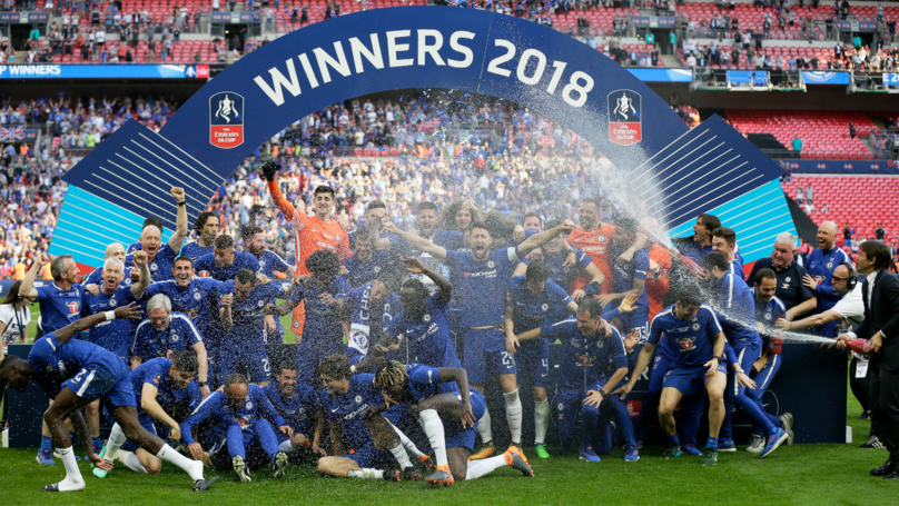 FA Cup Winners Will No Longer Win Crate Of Champagne