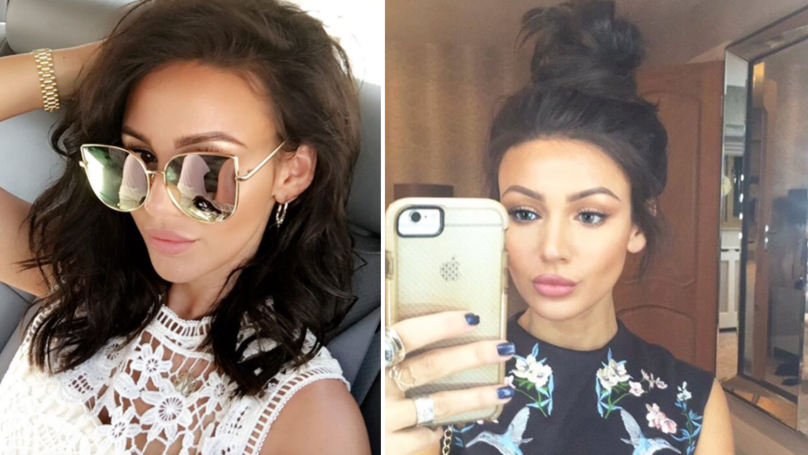 Michelle Keegan Divides Opinion With No Make Up Selfie On Instagram