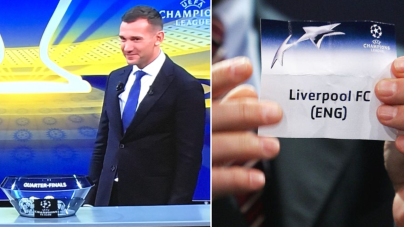 People Have Noticed Something Very, Very Suspicious About The Champions League Draw