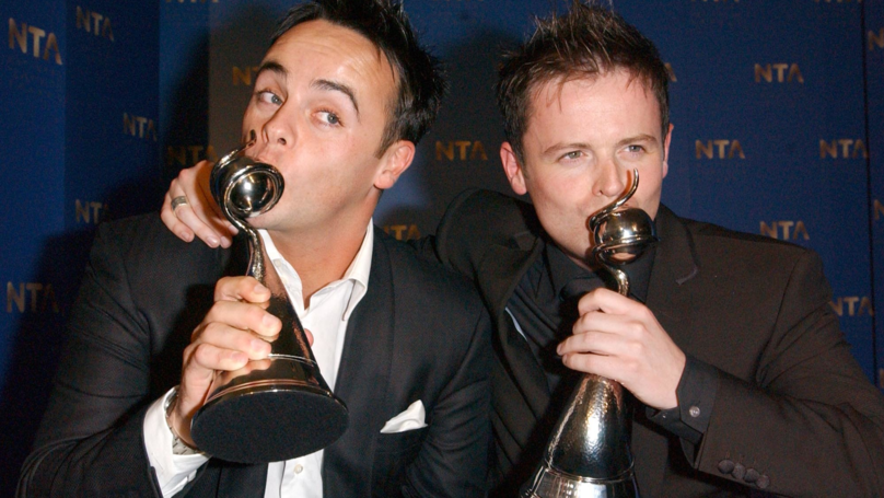 Ant McPartlin Confirmed To Return To I'm A Celeb With Dec