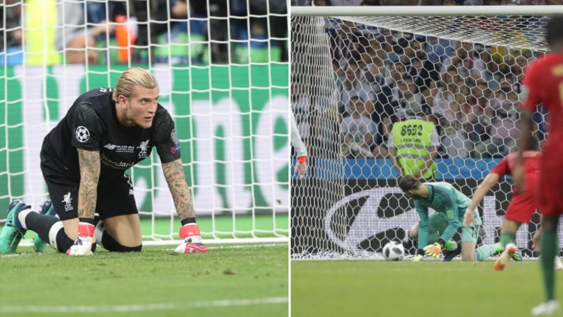 Liverpool Fans Really Enjoyed Comparing David De Gea To Loris Karius