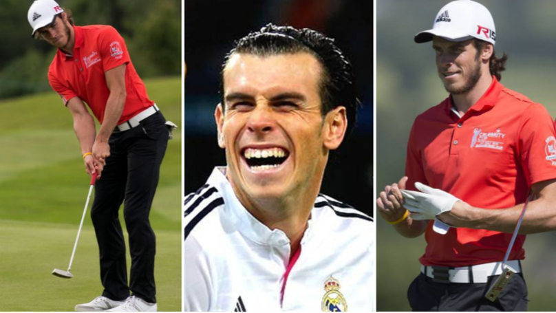Gareth Bale Threatens To 'Stay And Play Golf' If Real Madrid Don't Pay Him €51 Million