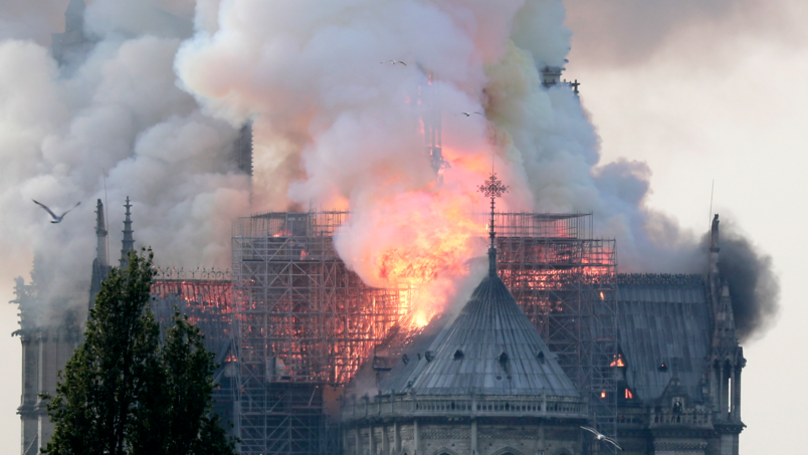Notre-Dame Cathedral Fire 'Most Likely Caused By Electrical Short Circuit'