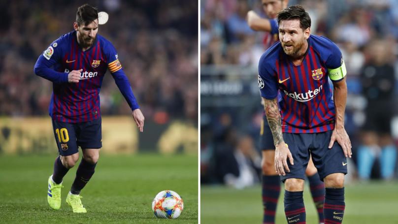 Lionel Messi Has A Better Free-Kick Goal Conversion Rate Than Ronaldinho, Ronaldo And Roberto Carlos
