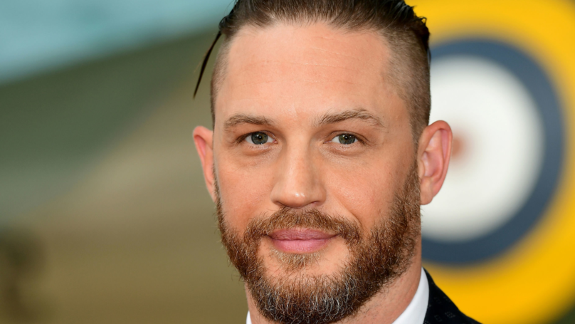Tom Hardy Has Been Awarded A CBE For Services To Drama