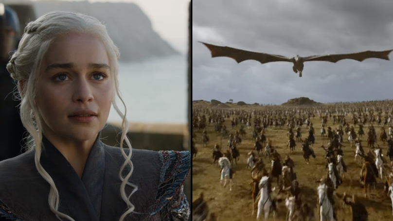 A 'Game Of Thrones' Season Seven Trailer Has Been Released