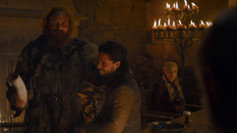 Emilia Clarke Talks About That Game Of Thrones Coffee Cup Blunder