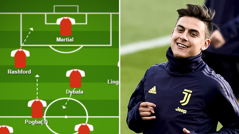 Twitter Thread Spotlights 'Problems' Manchester United Would Face With Paulo Dybala