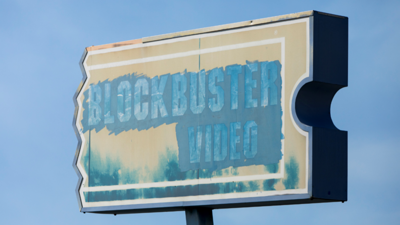 ​Someone's Listed A 'Vintage' Blockbuster Membership Card For $810 On Ebay