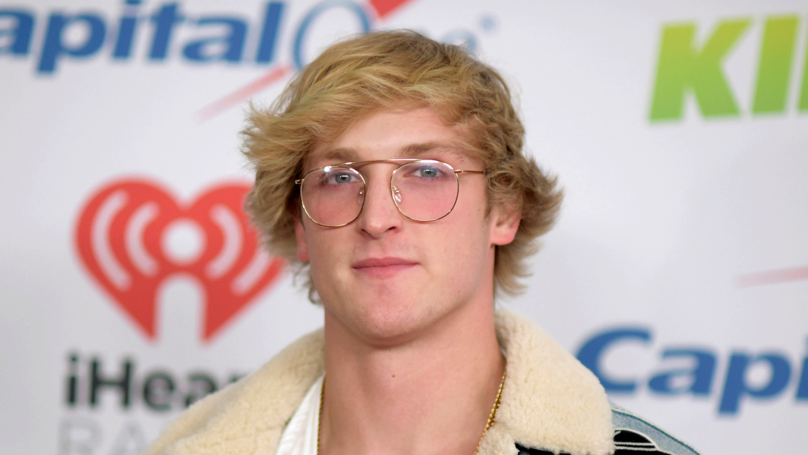 Logan Paul Says It's 'Ironic' That People Are Telling Him To Kill Himself