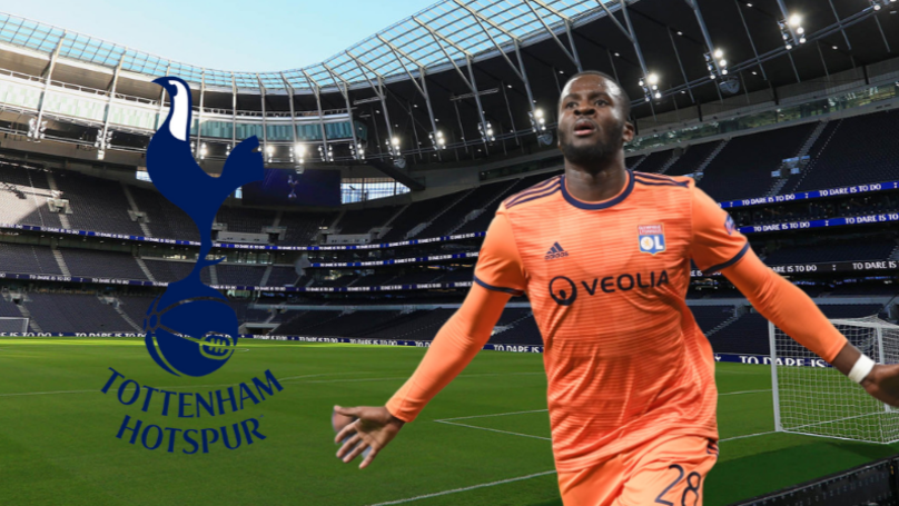 Spurs Reportedly Agree £64 Million Fee For Lyon's Tanguy Ndombele