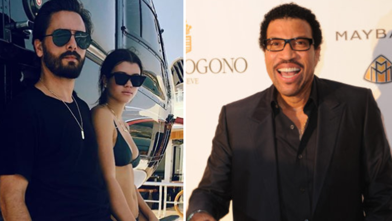 Lionel Richie Says Daughter Sofia's Romance With Scott Disick Is 'Just A Phase'
