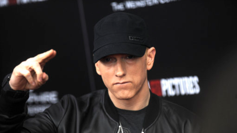 Eminem Has Grown A Beard And No One Knows How To Feel