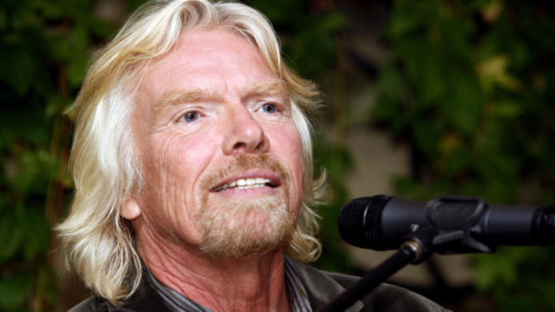 Sir Richard Branson Responds To Allegedly 'Motorboating' Singer