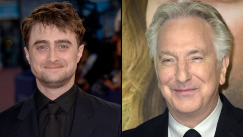Daniel Radcliffe's Tribute To Alan Rickman Is Still Hard To Read