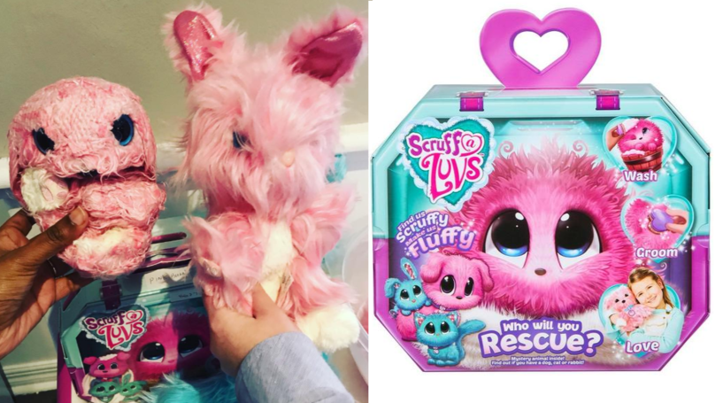 Parents Praise Children's Toy For 'Promoting Adoption Over Buying Pets'